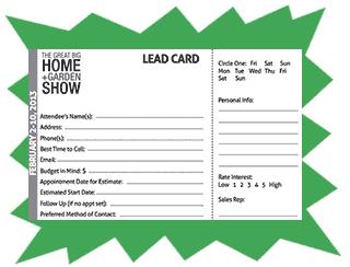 leadcard