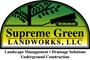 Supreme Grenn Landworks Logo