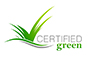 Certified Green logo