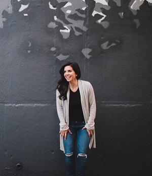 Emily Mardell lifestyle downtown Edmonton shot - med
