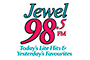 Jewel 98.5 logo