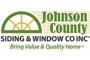 Johnson County Siding and Window Company Logo