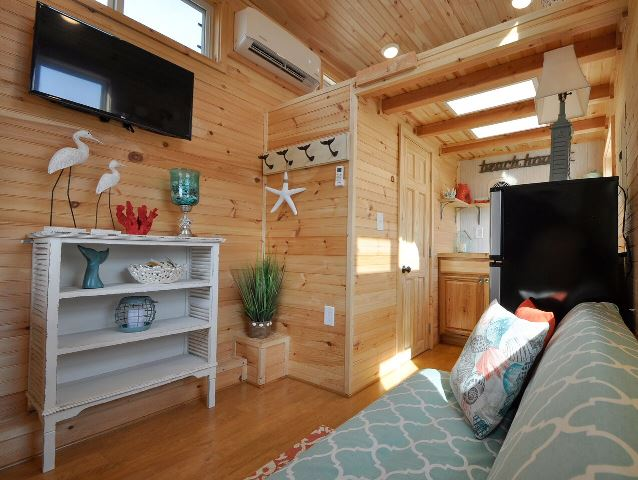 Raleigh Tiny House Builder