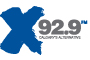 X 92.9 Logo