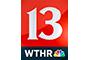13 WTHR logo