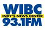 WIBC 93.1 logo