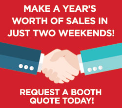 Make A Year's Worth of Sales banner